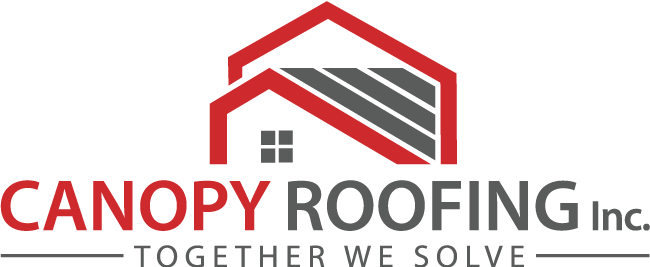 canopy roofing logo