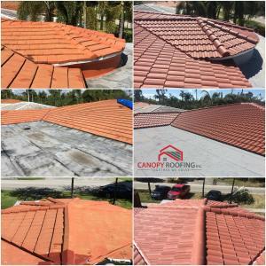 Terwiliger- Tile Roof